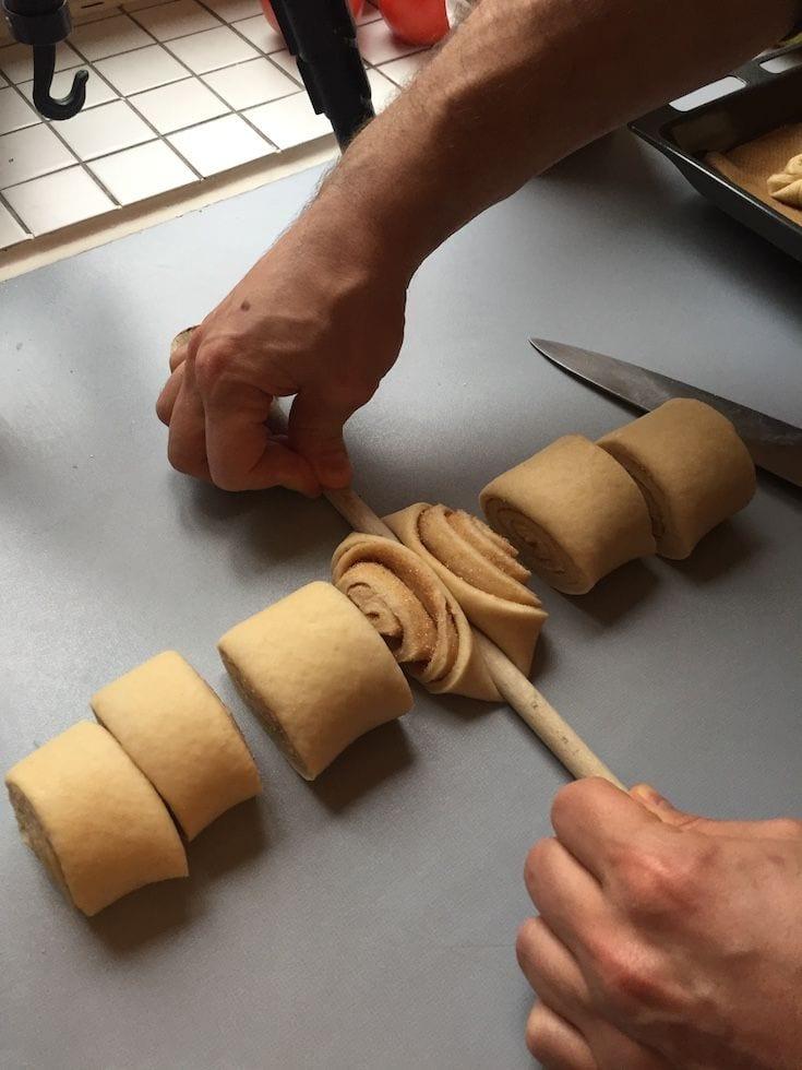 оформяне на сладки с подръчни средства