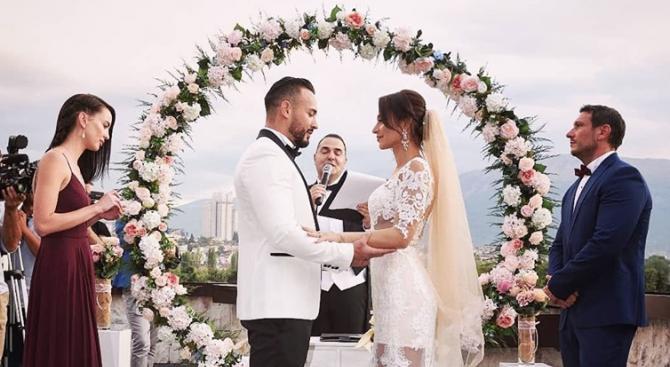 Кристиян Кирилов сватба