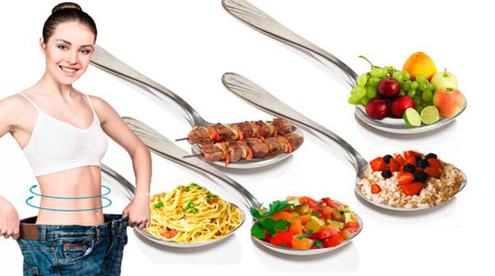 диета 5 лъжици