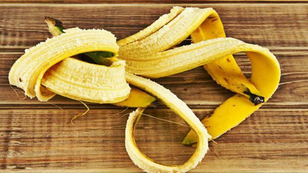 обелка от банан