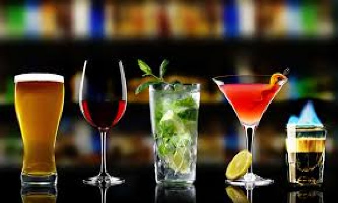 видове алкохол