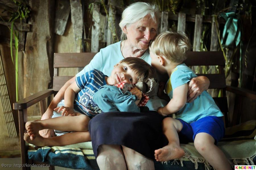 грижовна баба