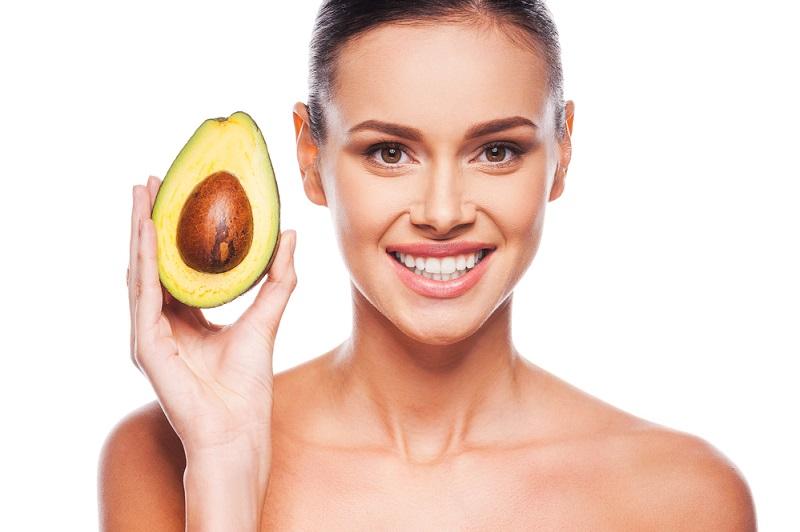 авокадо за красота