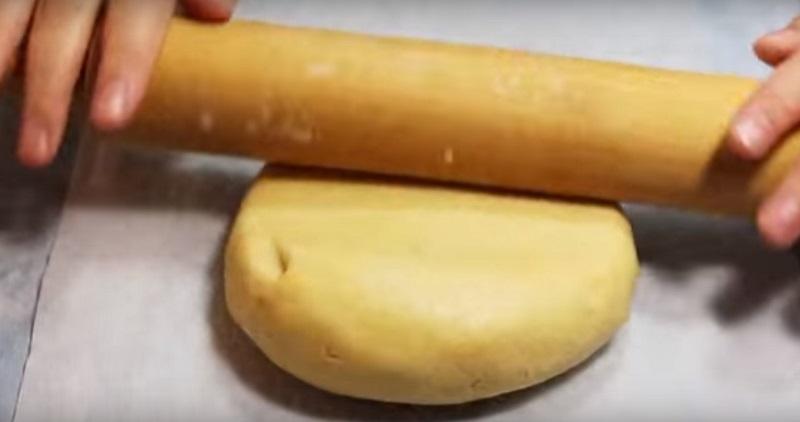 рецепта за ябълков щрудел
