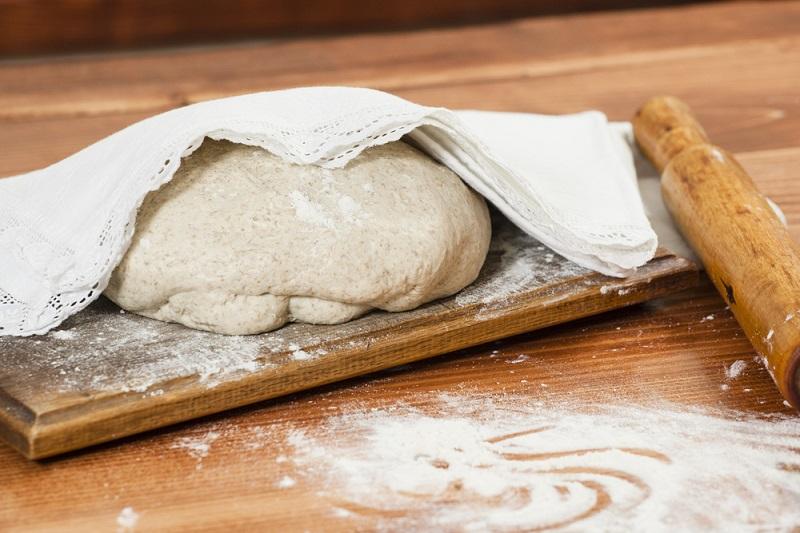 трикове за приготвяне на тесто
