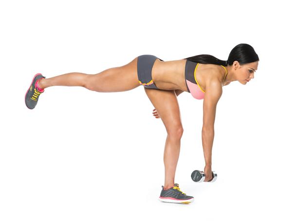 упражнения с гири