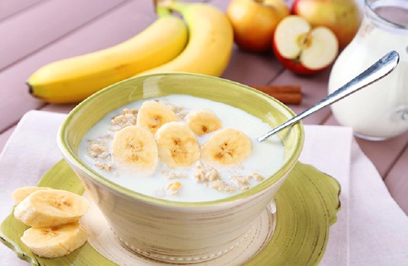 алкални храни- банани