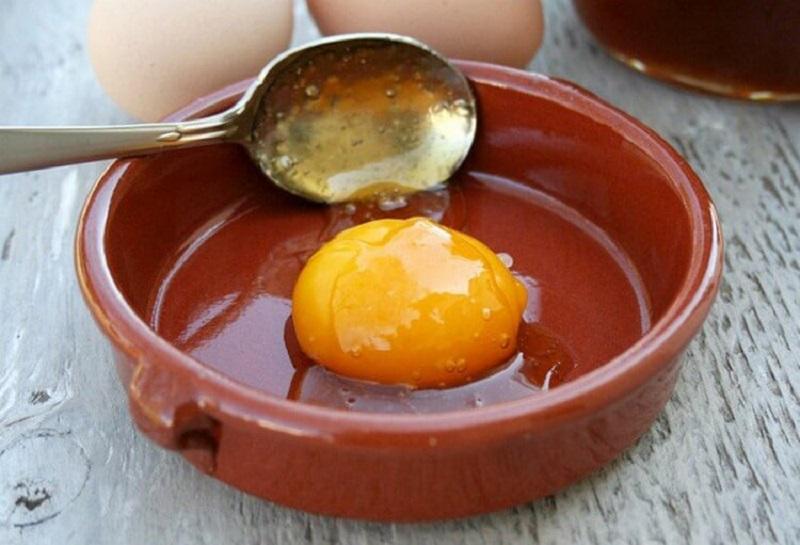 Яйце с йод
