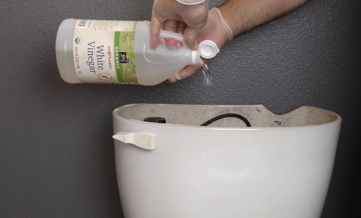 Използването на оцет в банята
