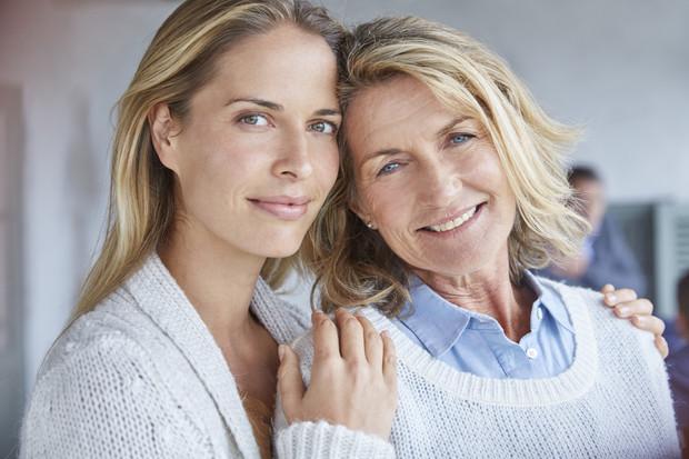 болести дъщеря и майка
