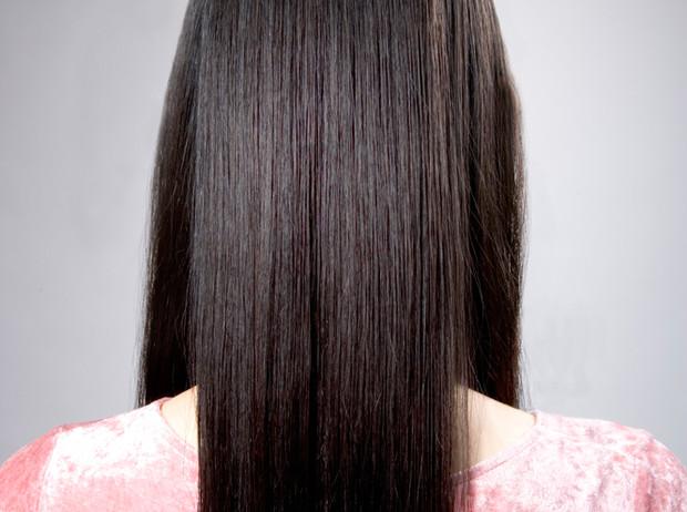 красива гъста коса