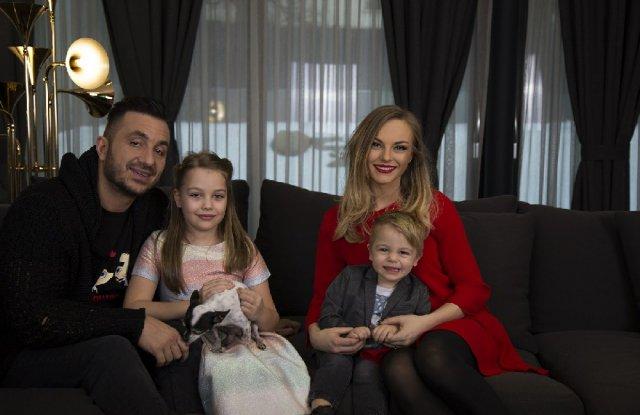 Константин семейство