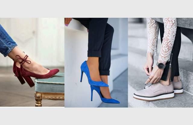 есенни обувки 2018