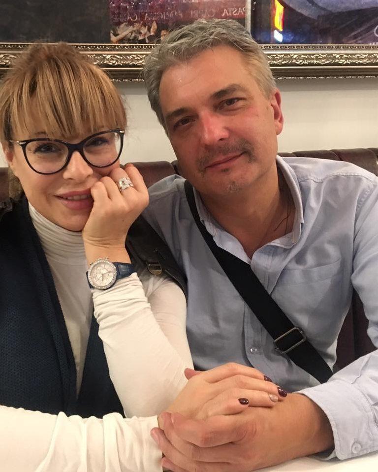Мира Добрева и Жоро Торнев