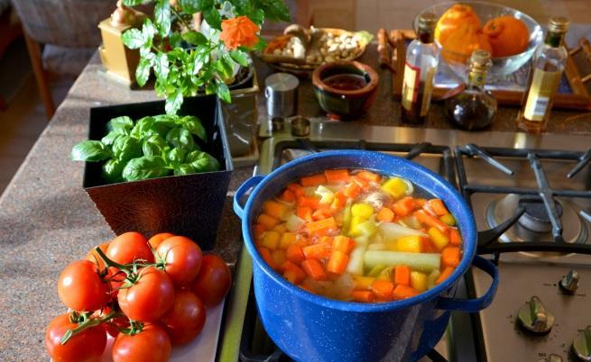 отвара от зеленчуци