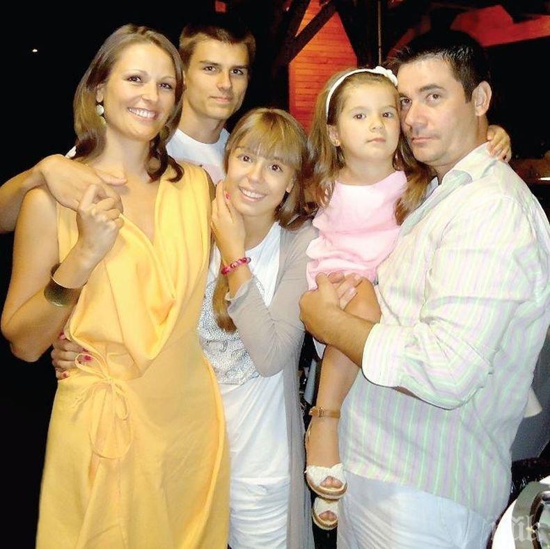 шеф Ангелов семейство