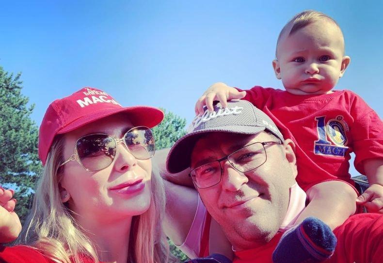 Антония Петрова семейство