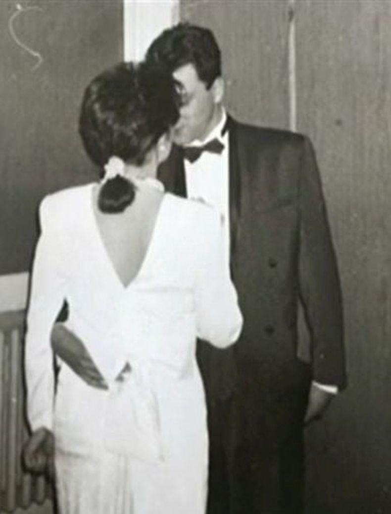 Хилда и Чочо младоженци