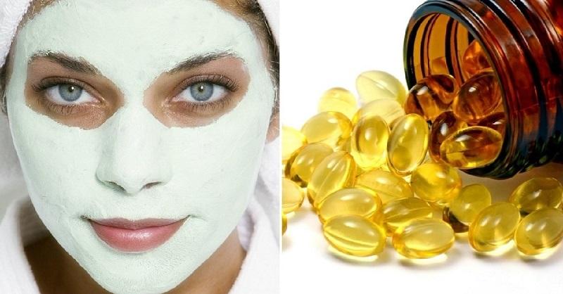 Маски за лице с витамин Е