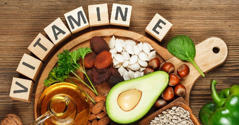 витамин Е за кожата и косата