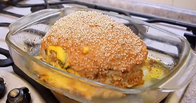 рецепта за пилешко месо