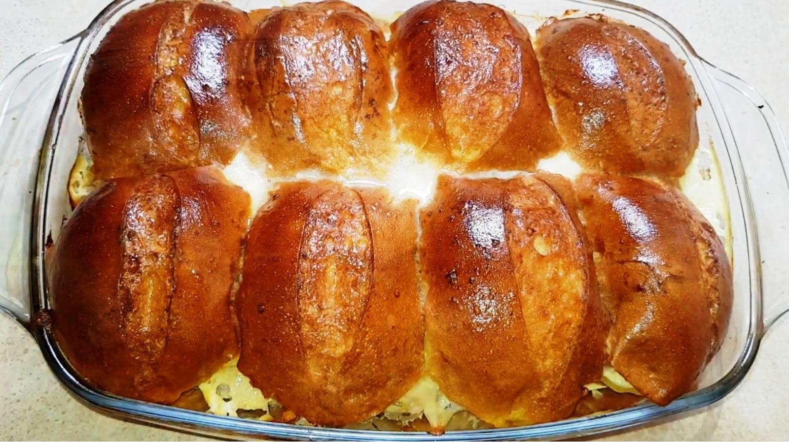 пълнени хлебчета