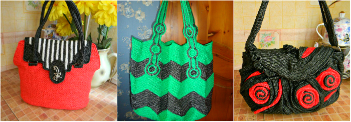плетене от найлон