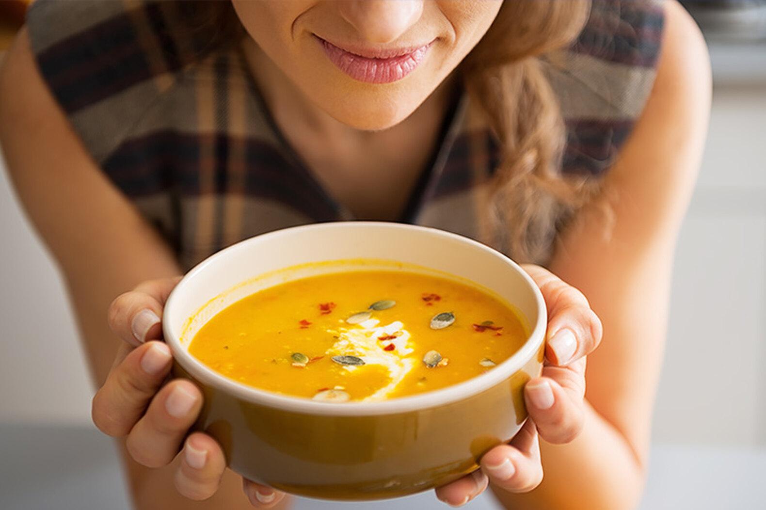 купа със супа