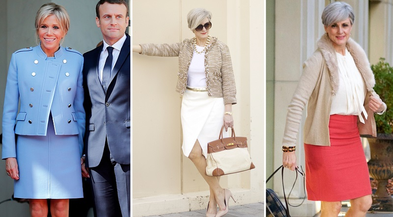 облекло за дами над 50