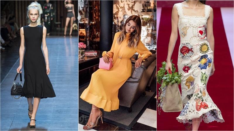 модерни рокли 2019