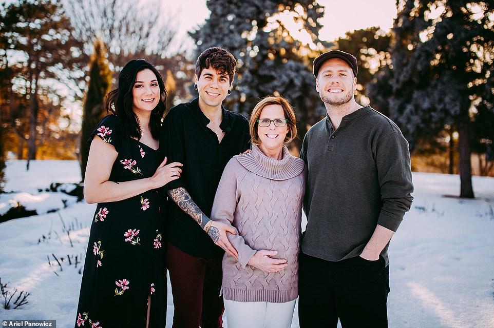 американско семейство