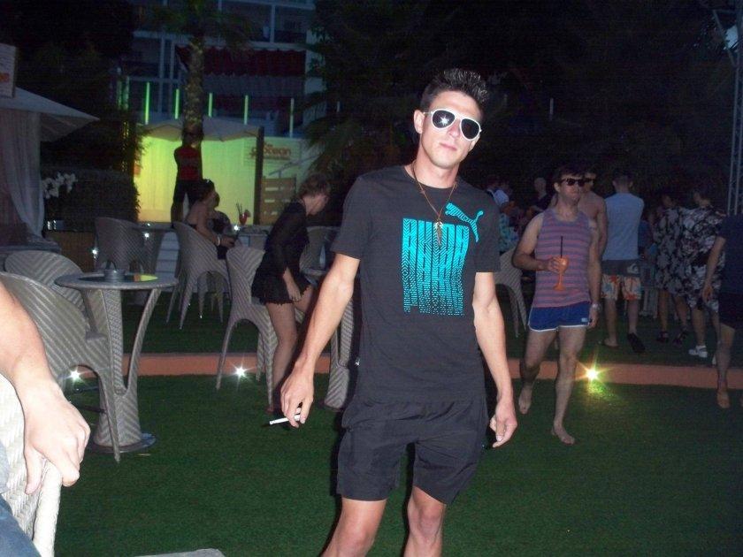 Илиян Стефанов млад