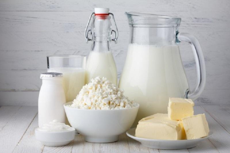 диета с млечни продукти