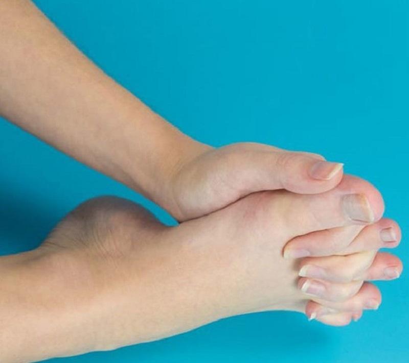 Упражнения за краката
