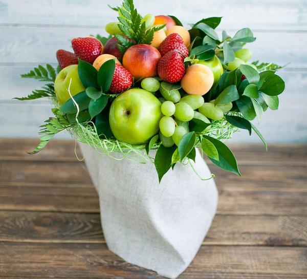 плодове букети
