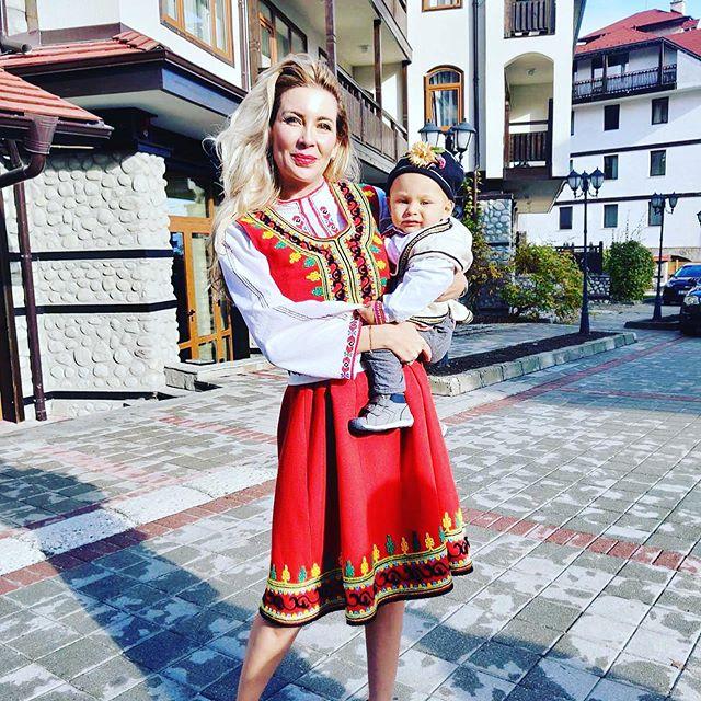 Антония Петрова и Благовест