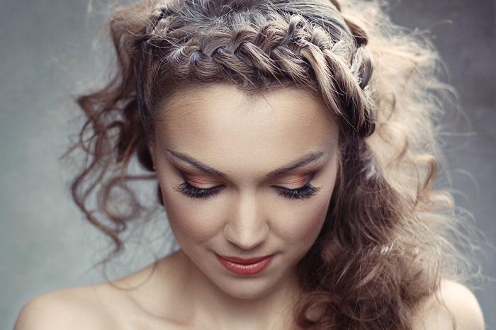 коса с плитка