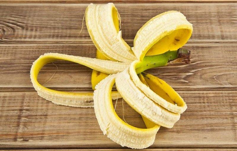 бананова кора