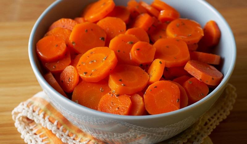 варени моркови