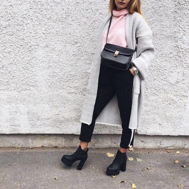 комбинация с панталон