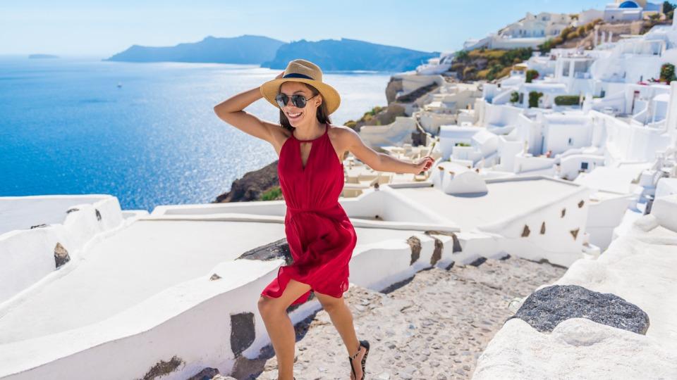 лято в Гърция