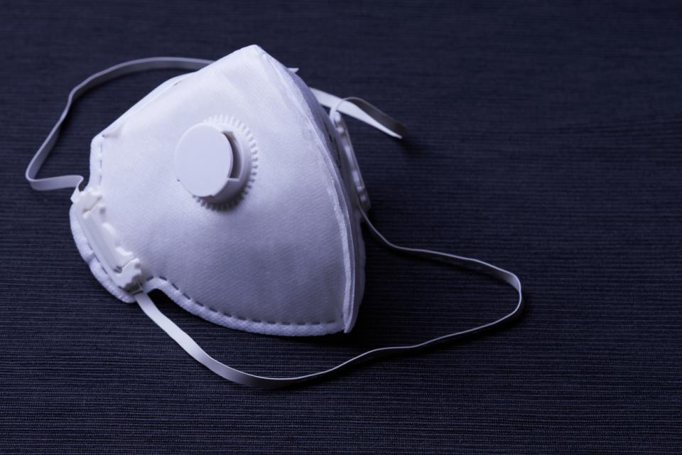 маска защитна
