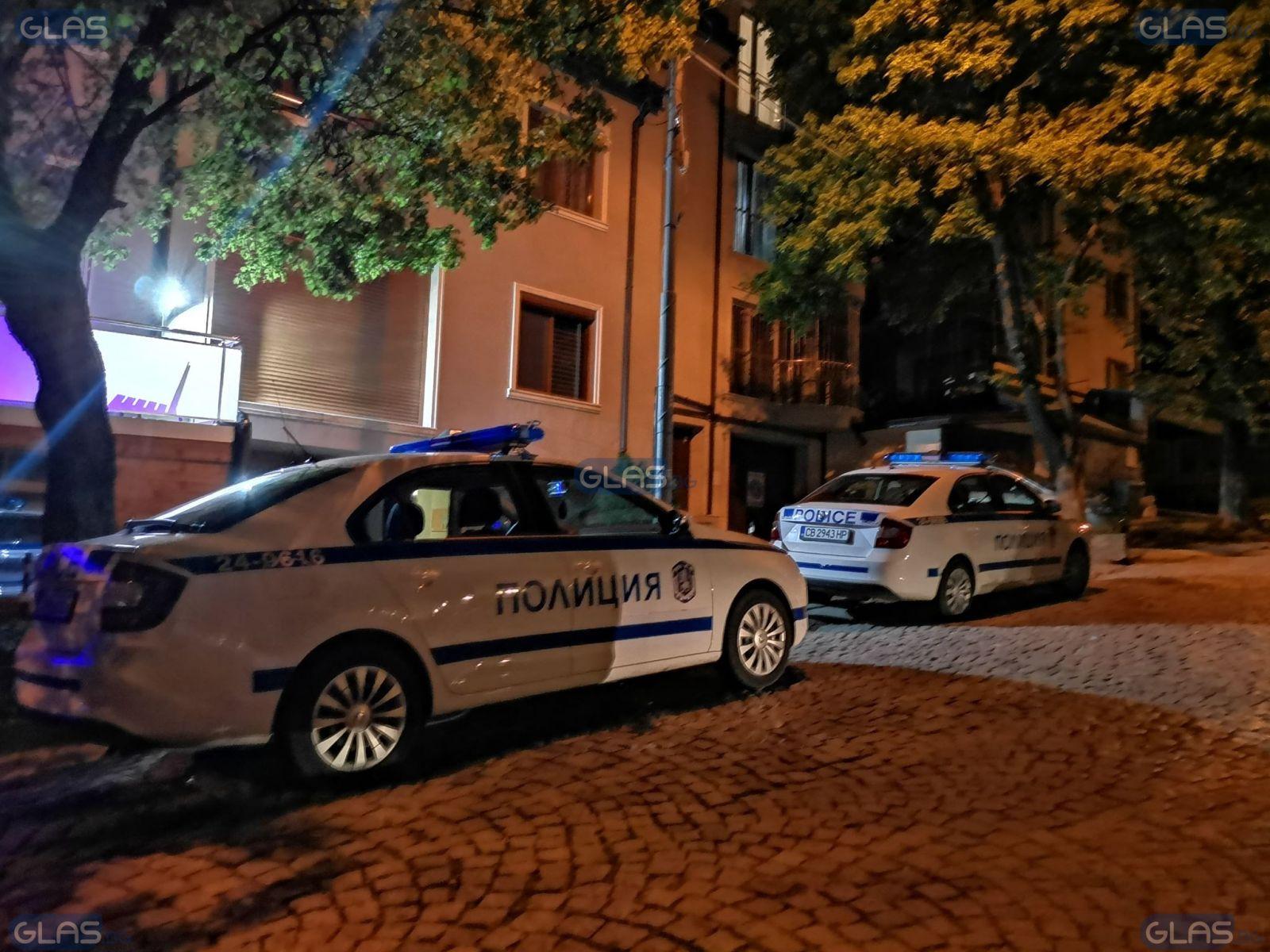 полиция в Бояна