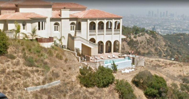 холивудско имение