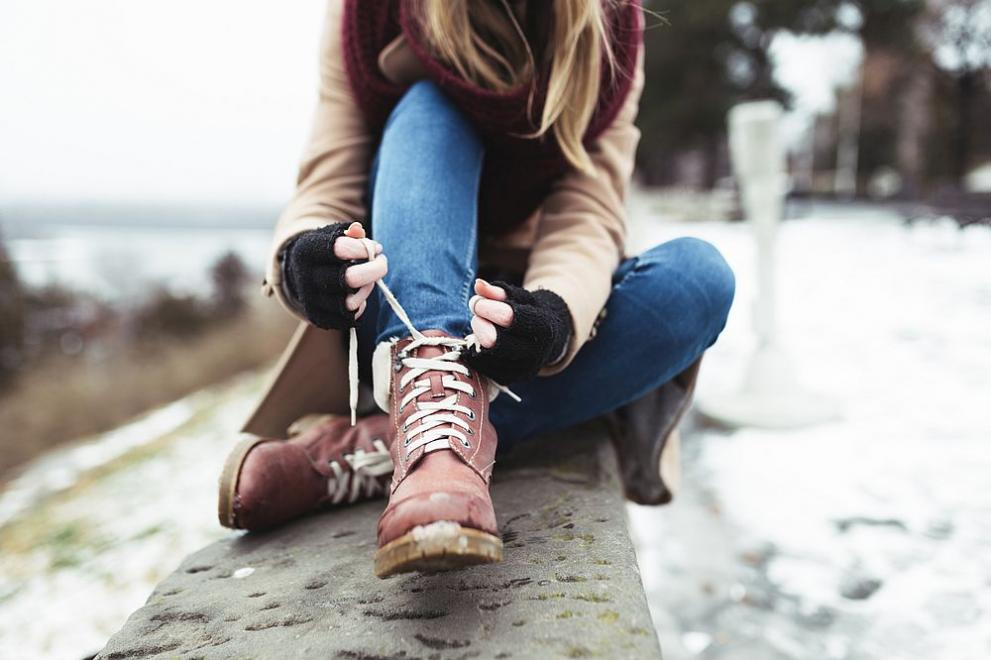 модерни обувки тази зима