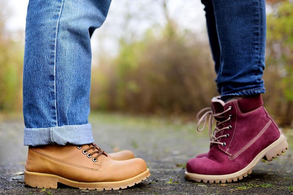моден тренд в обувките