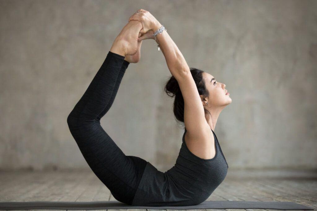 упражнения разтягане