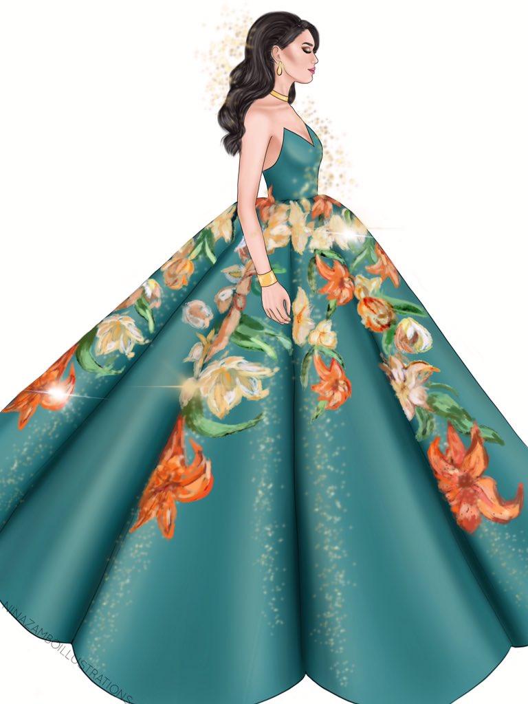 рокля за бала