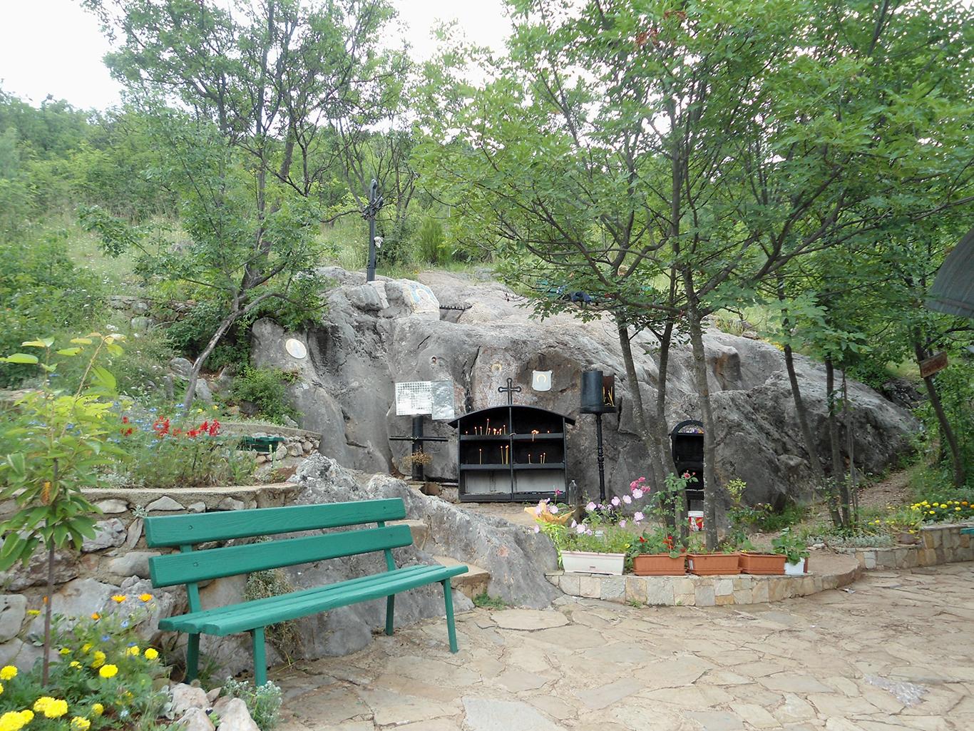 Богородична стъпка Стара Загора