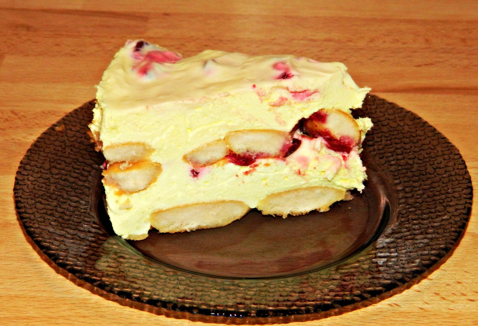 разтапяща небцето бишкотена торта